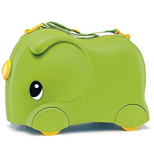 Maleta Infantil Molto Smiler (Verde)