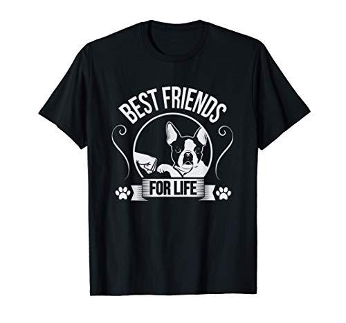 Best Friends For Life Dog Camiseta