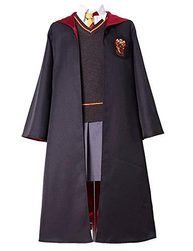 RedJade Hermione Granger Harry Gryffindor Uniform Cosplay Kostüm Damen M
