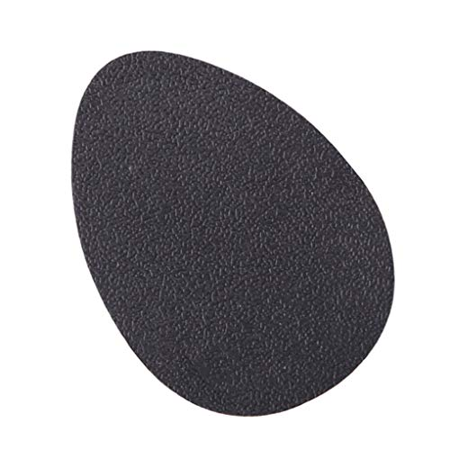 1 Paar Anti-Slip Self-Adhesive Schoenen Binnenzool Grip Protector Antislip kussentjes Rubber Forefoot Hoge hakken Sticker