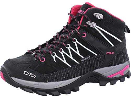 C. M. P. Outdoor Trekking - Giacca da donna, Nero (Nero ), 41 EU