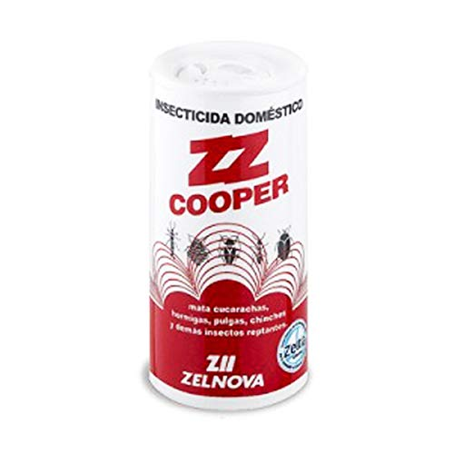 ZZ Cooper Insecticida en Polvo 80 Gr