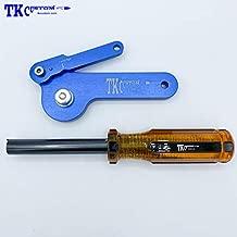 TK Custom Smith & Wesson Moon Clip Loading Tool S&W Moon Clip S&W 929 8-Shot 9mm - Blue Clips Bundle
