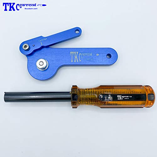 TK Custom Ruger Moon Clip Loading Tool Ruger SP-101-9mm / Bundle