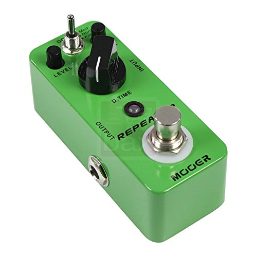 Mooer MDL1 Repeater Guitar Delay Effects Pedal