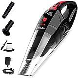 VacLife Handheld Vacuum, Lithium Ion Cordless Hand Vacuum, Red (VL106)