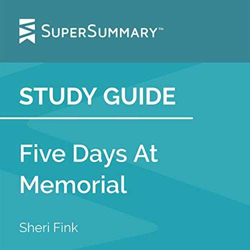 Study Guide: Five Days at Memorial by Sheri Fink Titelbild