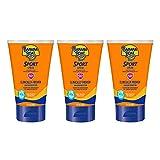 Banana Boat Ultra Sport Sunscreen Lotion, New Formula, SPF 50, TSA Approved Travel Size, 2 Fl Oz, Pack of 3