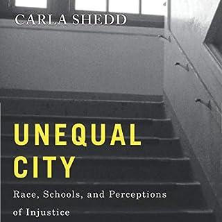 Unequal City audiobook cover art