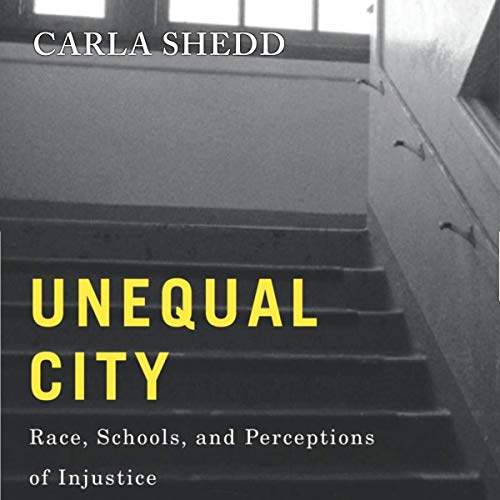 Unequal City Audiobook By Carla Shedd cover art