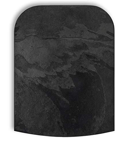 Stone4Slide coolina® Gleitbrett Gleiter aus echtem Schiefer passend für Thermomix TM6 TM5 TM31