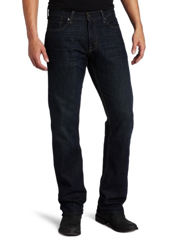 Levi's Men's 514 Straight Jean (Kale, limited sizes) $17 + free shipping w/ Prime or on orders over $25