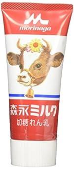 森永乳業 加糖れん乳 森永ミルク チューブ 120g 4本