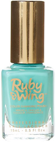 Ruby Wing Color Changing Polish, Gypsy, 0.5 Fluid Ounce