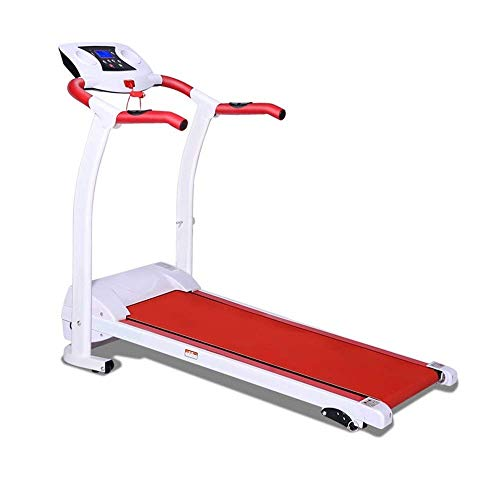 WJFXJQ Treadmill Silent Folding Frequency Conversion Multifunctional Fitness Equipment Electric Walking Machine Home Treadmill Running Jogging Gym Exercise Fitness