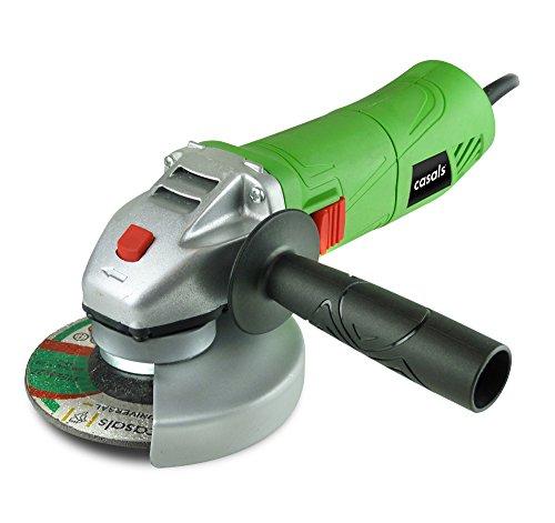 Casals C08079000 Mini amoladora 710 W, 230 V, Verde, 700 Watios