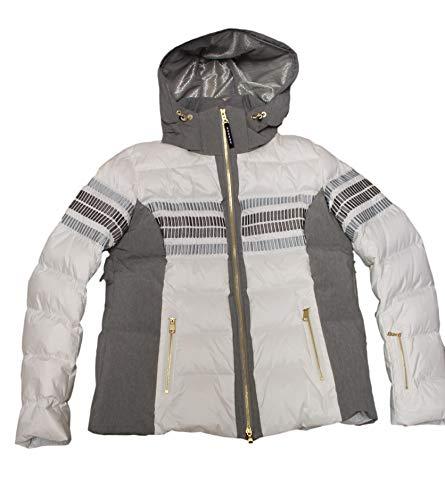 Bogner Damen Skijacke Ski Jacke Yara - D Weiß Grau
