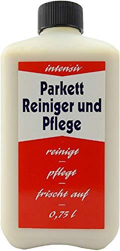 4 x 0,75 L Mellerud Intensiv Parkett Reiniger & Pflege 3 L