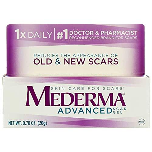 Mederma Advanced Skin Care Gel 20 g (Pack of 12)