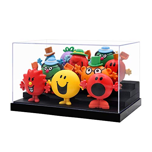 Tingacraft Acryl Vitrine 240 x 160 x 130 mm Pop Figuren
