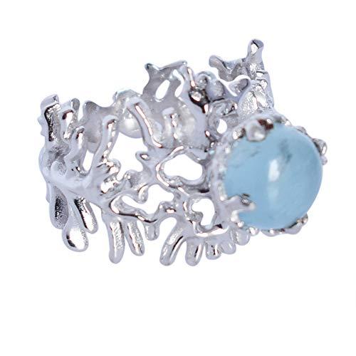 Ravishing Impressions Jewellery 0.925 plata de ley Blue
