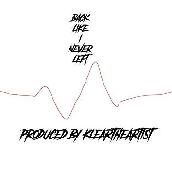 Back Like i Never Left (Instrumental Version)
