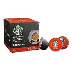 Starbucks Nescafé Dolce Gusto Colombia Espresso