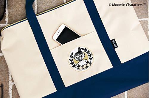 MOOMIN 2WAY BIG BAG BOOK NAVY 商品画像