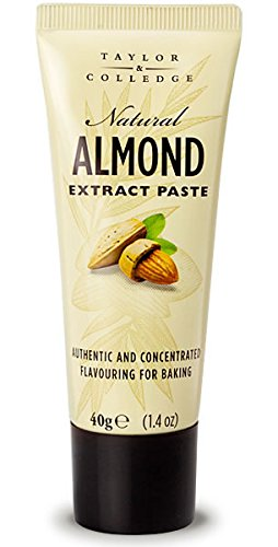 Taylor & Colledge Extract Paste, Almond, 1.4 Ounce