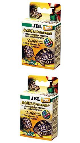 JBL 2St Schildkrötensonne Terra Multivitaminpräparat für Landschildkröten a 10 ml (59,75 €/100ml)