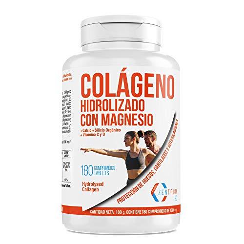 Colágeno hidrolizado con calcio para huesos y articulaciones – Colágeno con...