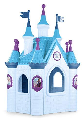 FEBER - Palacio de Princesas Super Arandele de Disney Frozen 2, para niños y niñas de 3 a 10 años (Famosa 800012448) , color/modelo surtido