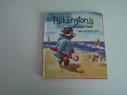 Paddington Birthday Treat