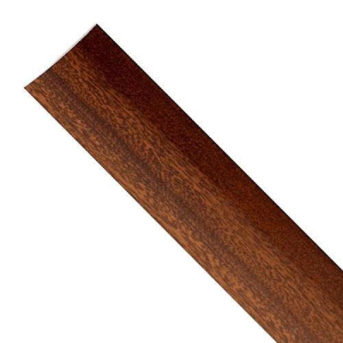 WOLFPACK LINEA PROFESIONAL 2541145 Tapajuntas Adhesivo para Moquetas Metal Sapeli 82,0 cm
