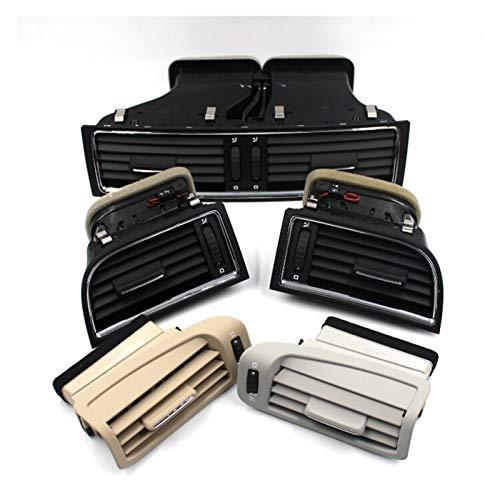 BENGKUI Instrumententafel Klimaanlage Luftaustritt Workbench Luftaustritt Mittel Air Outlet Assembly Fit for Skoda Superb (Color Name : Gray Left)