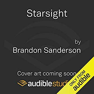 Starsight audiobook cover art
