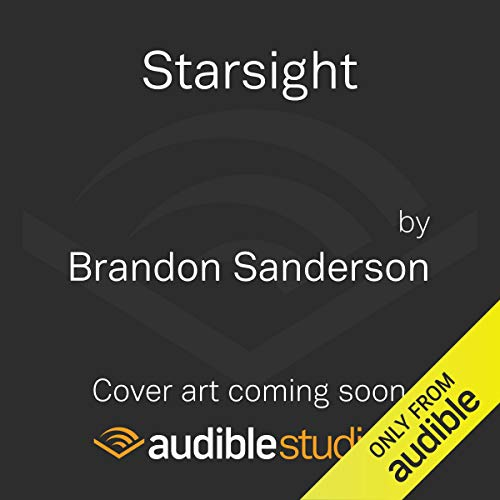 Starsight audiobook cover art