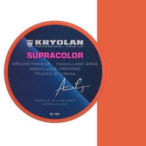 KRYOLAN Theaterschminke Supracolor Fettschminke Creme Make up 8 ml Farbe Orange 288