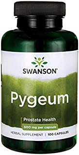 Pygeum 500 mg 100 Caps by Swanson Premium (3)