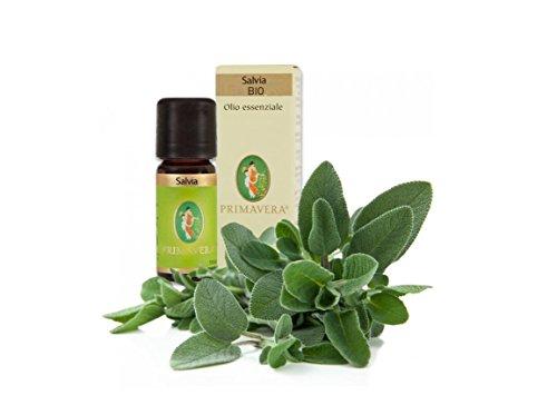 Olio essenziale Salvia - Flora