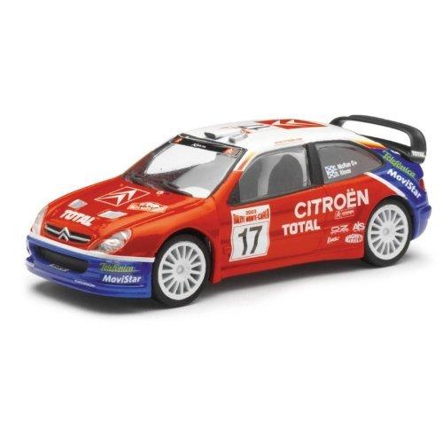 Corgi (VanguaRD 1/43 ème) - CVA99901 - Véhicule Miniature et Circuit - Citroen Xsara Turbo World Rally Championship
