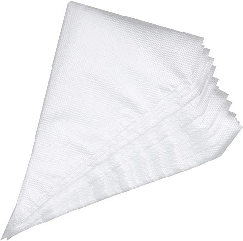 400 Pcs Disposable Piping Icing Pastry Bags, 12 inch Cake Cream Cupcake Decorating Bag xinjing (Size : 500pcs 10.6inch)