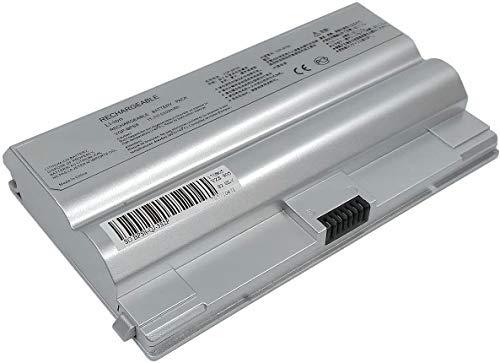 7xinbox 5200mAh 58Wh VGP-BPS8 VGP-BPS8A VGP-BPL8 Repuesto Batería para Sony VAIO VGN-FZ11M VGN-FZ25 VGN-FZ31E VGN-FZ70B FZ50B FZ90S