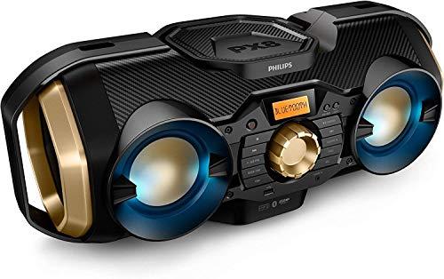Philips CD Soundmachine PX840T Bluetooth 50W Dynamic Light