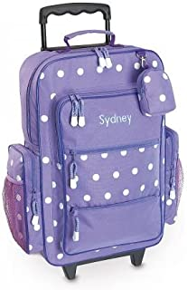 personalized childrens suitcases