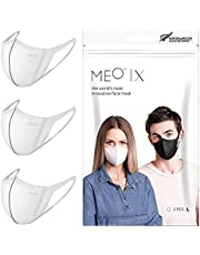 MEO X Disposable Face Mask - High Filtration High Protection, Breathable and Comfortable, 3 Pack
