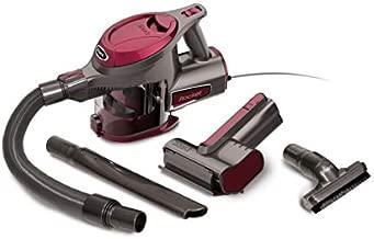 Shark Rocket Corded Ultra-Light Hand Vacuum with TruePet Mini Motorized Brush and, 15-Foot Power, Maroon