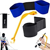 Hicocool 3-Piece Suit Golf Swing Training Aids