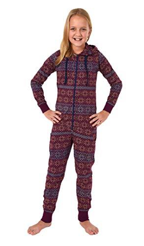 NORMANN wasmachine Cooler meisjes jumpsuit, eendelig meisje in Noordse look - 281 467 90 418