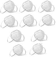 Mediweave KN95 Face Mask White (10 Pieces)
